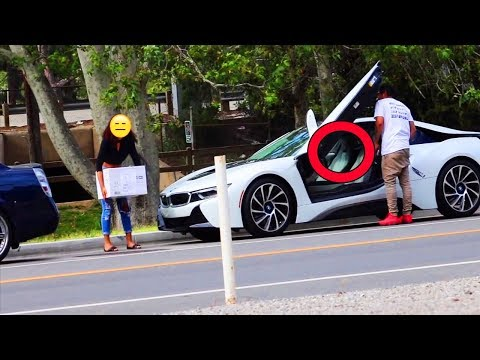 Hilarious Gold Digger Prank... But It Gone Horribly Wrong! 2018