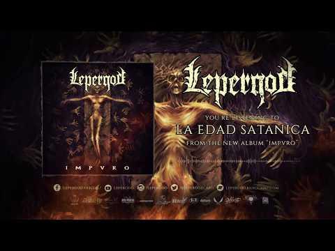 Lepergod - Impvro [Full Album Streaming]