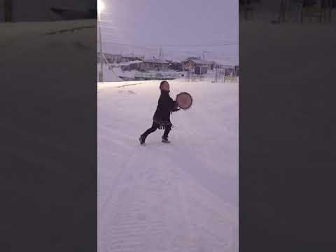 Турутина Мария Владимировна  народная хареография танец Бубен