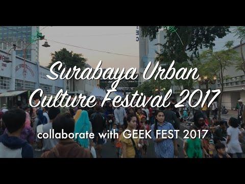 "VLOFF eps 26 "" Serunya Surabaya Urban Culture Festival 2017 """