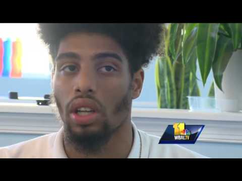 Video: Ravens honor mentor group serving Baltimore's youth
