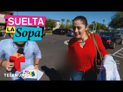 Suelta La Sopa Primera Aparición De Isabel Hernández Esposa De
