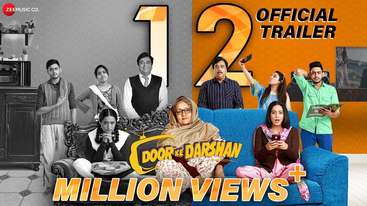 Door Ke Darshan - Official Trailer | Mahie Gill, Manu Rishi Chaddha | Gagan Puri | 28 Feb 2020
