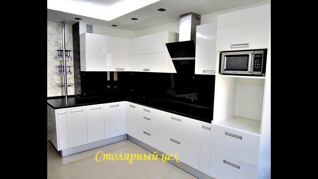 Кухни белого цвета в интерьере готовые дизайны СКИНАЛИ ...