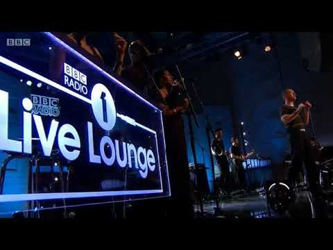 Sam Smith  Try Sleeping With A Broken Heart Alicia Keys   BBC Radio 1  Lounge 2017