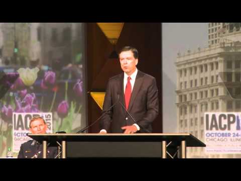 FBI Director's Address at IACP 2015