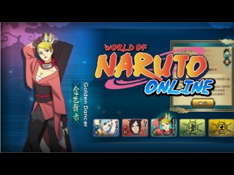 Free Ninja Game Online (PC Browser) F2P | Naruto MMORPG ...