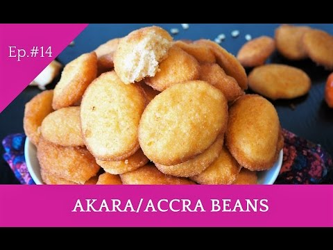 SUPA RECIPES I EP. 14 I HOW TO MAKE THE PERFECT ACCRA ( AKARA) BEANS