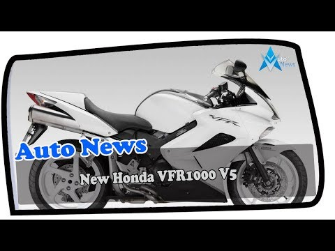 MUST WATCH!!!New Honda VFR1000 V5 launched in 2019 Price & Spec