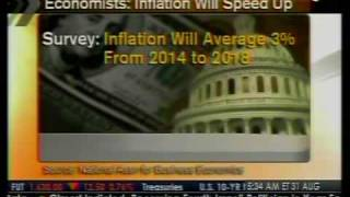 More Inflation On The Way - Survey - Bloomberg