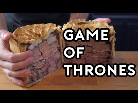 Binging with Babish: Game of Thrones - YouTube