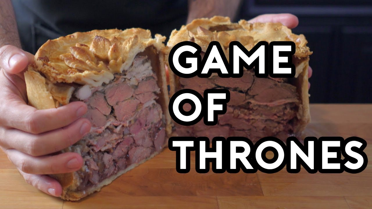 Binging With Babish Game Of Thrones