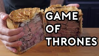 Binging with Babish: Game of Thrones Video