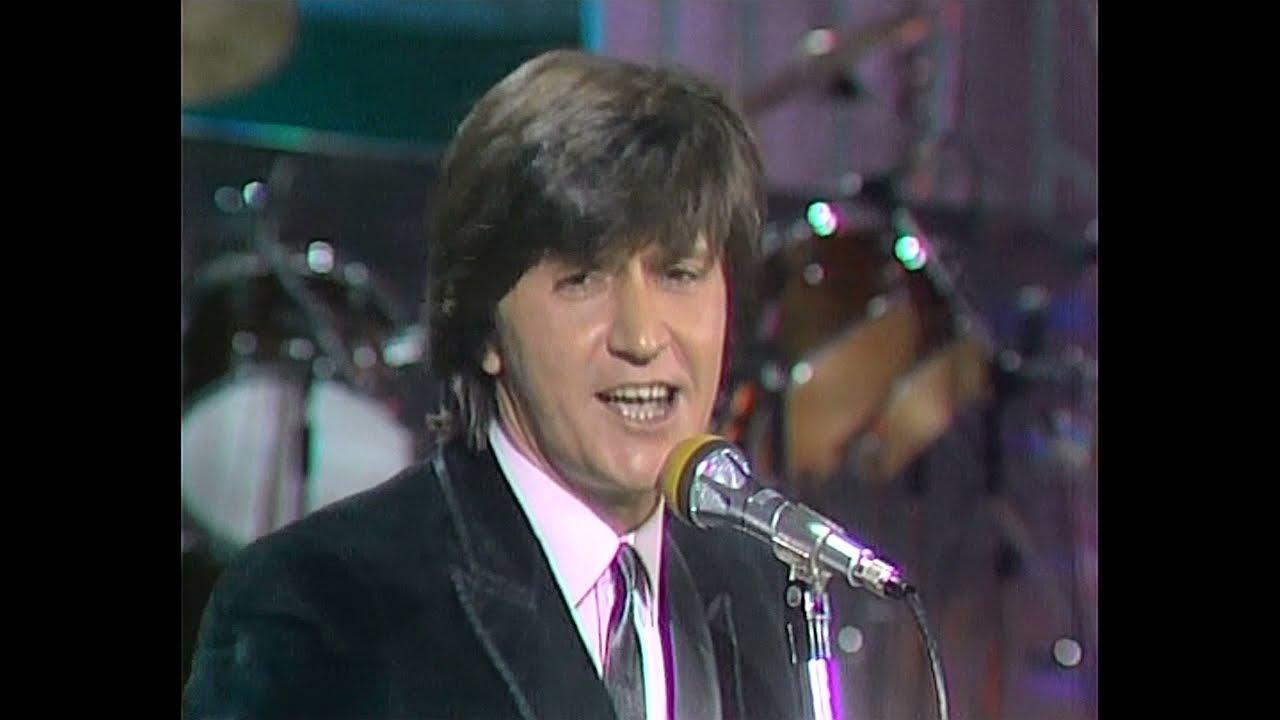 Bobby Solo - Non posso perderti (Sanremo '81 - 1a serata) - live