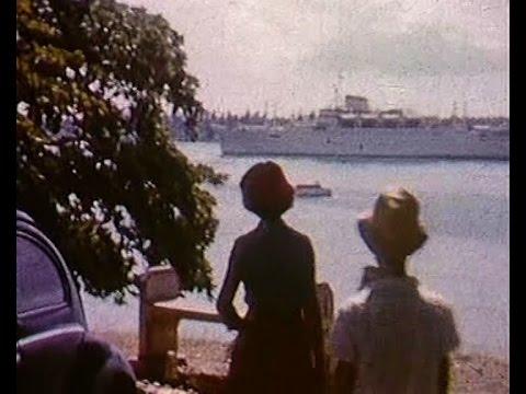 Lloyd Triestino m/v Africa Voyage 1961 (new)