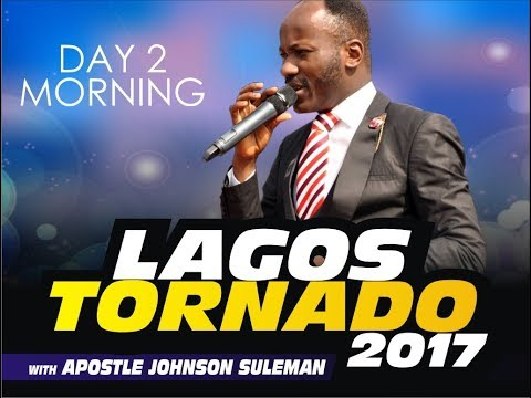 Help From Above 2017 (Lagos State-Tornado)  Day 2 Mon. Live