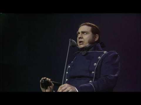 Les Miz 10th Anniversary D1-P5: Philip Quast as Javert
