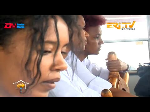ERI-TV ማእገር: Eritrean Navy -  young women in maritime operations