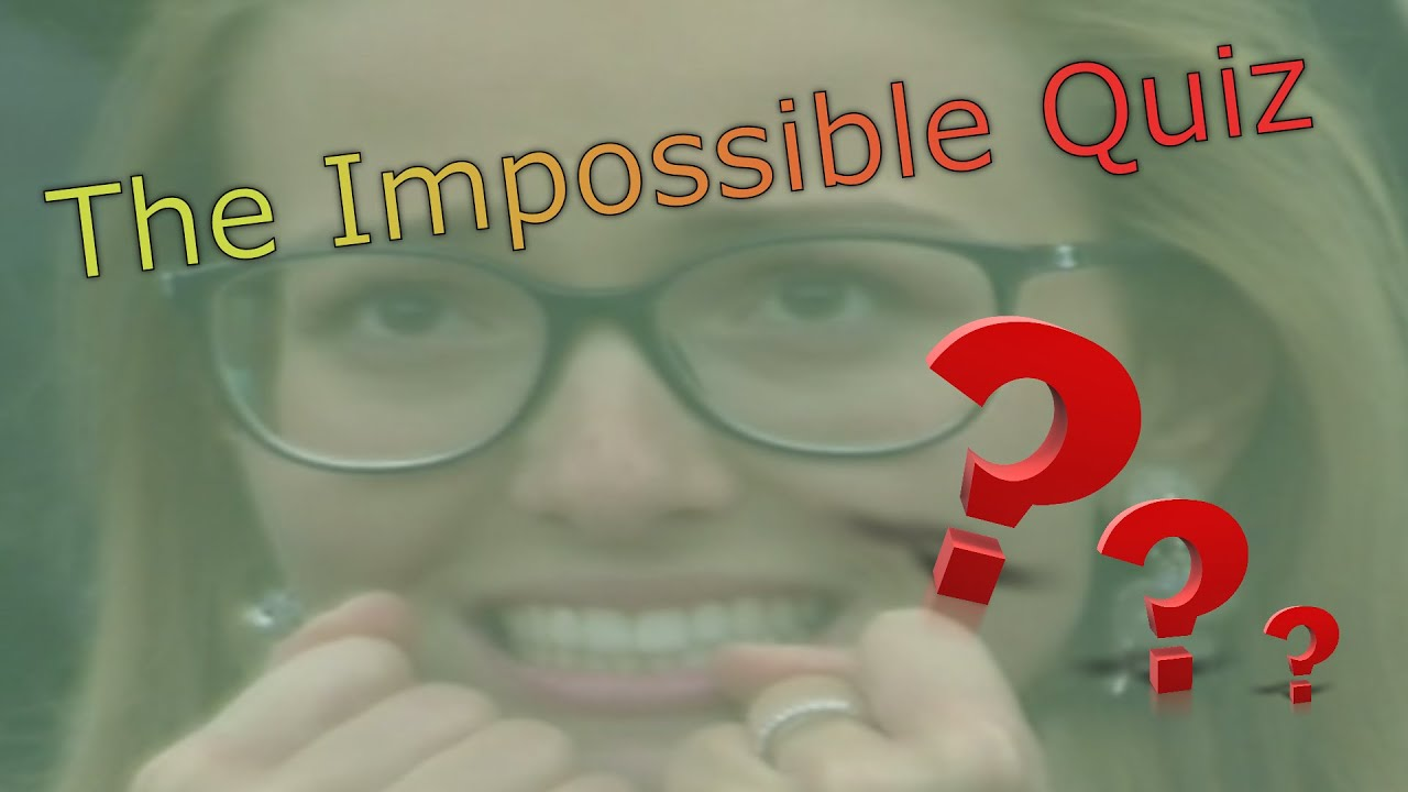 Impossible Quiz Cat Game
