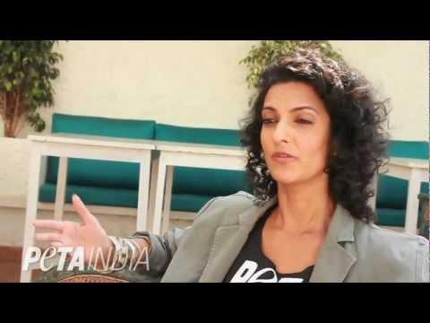 Poorna Jagannathan Says, 'I Am a Vegetarian'