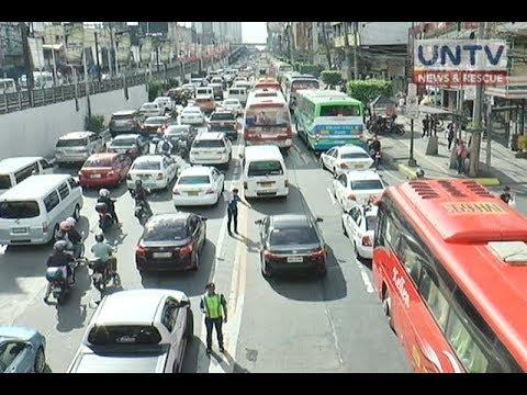 Mga bagong traffic scheme aprubaado na ng Metro Manila Council