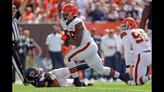 How the Browns Make Their Defensive Line Even More Dominant - Sports 4 CLE, 9/27/21