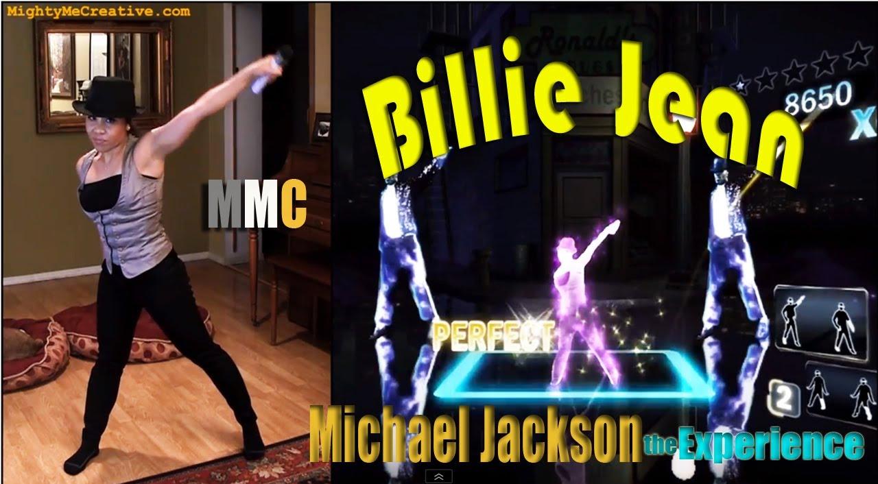 billie jean michael jackson the experience kinect
