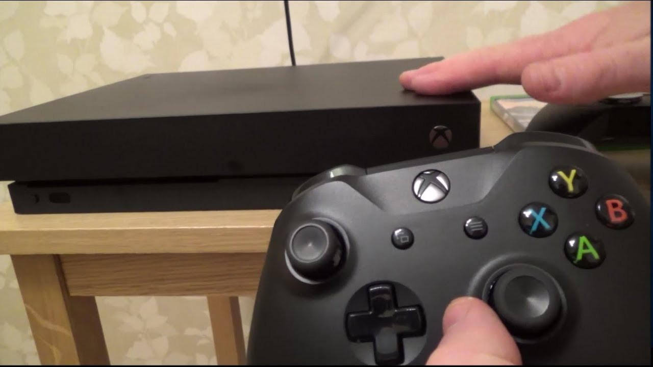 new xbox one x broken in less than 2 days