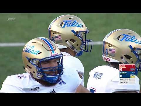 NCAAF 2017 Week 03 Tulsa at Toledo