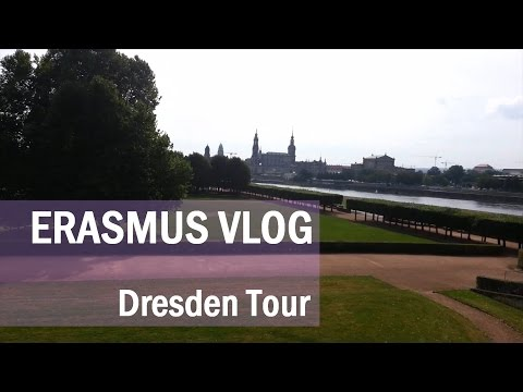ERASMUS VLOG | Beautiful DRESDEN