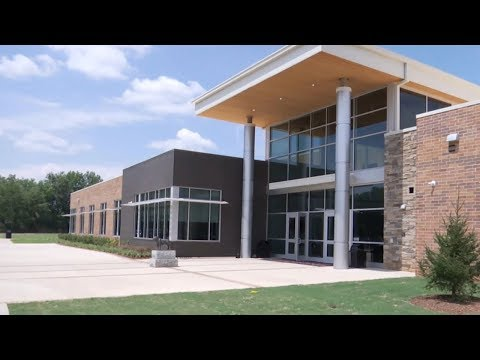 Welcome to the New Boiling Springs High School!