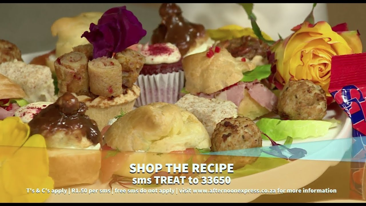 "Woolworths High Tea – ""We Are Because of you…"" 