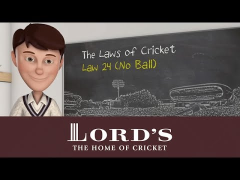 The Laws of Cricket with Stephen Fry | No ball