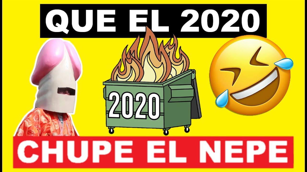QUE LA CHUPE EL 2020 😂 SOLO PASA EN CHILE 😂 EL BARTO  CHILENO