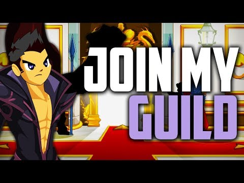 Join My Guild! Anyone is Welcome! (AQW Guild Recruitment/Update)