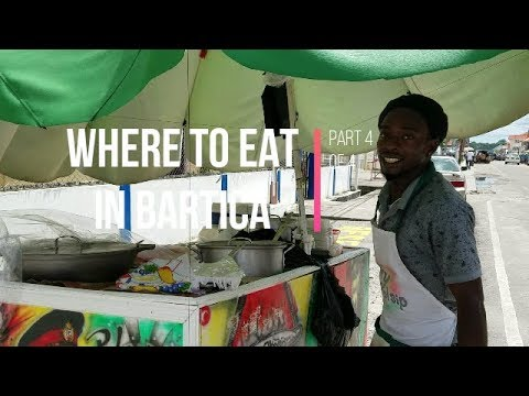 S2 E24 | Street Food in Bartica | Part 4 of 4 | Walk with me in Bartica