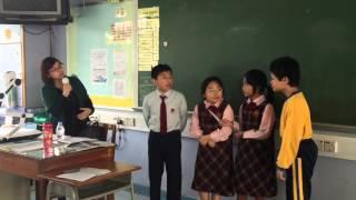 佛教慈敬學校 四年級 JA. 我們的城市課程