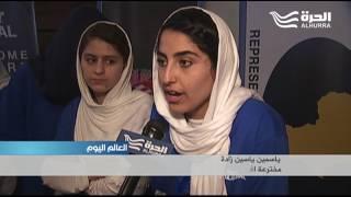 مسابقة الروبوت في واشنطن: شبان من الشرق الاوسط وشمال افريقيا يحققون نتائج ممتازة
