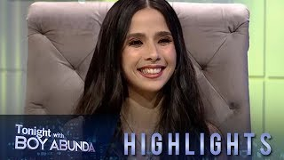 TWBA: Maxene is intimidated with Angelica