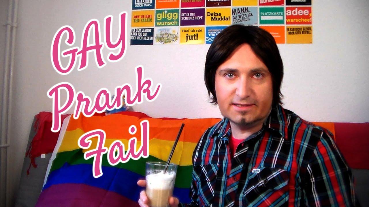 GAY PRANK FAIL von Mert | Schwule Aufklärung - Dieters