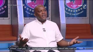 موسيماني : فخور بالتعامل مع شخص بقيمة محمود الخطيب