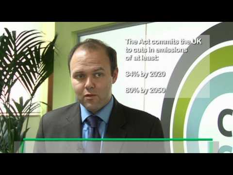 The Climate Change Act: working towards a low carbon future