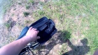 Велосумки из китая ( Обзор двух велосумок с алиэкспресс )