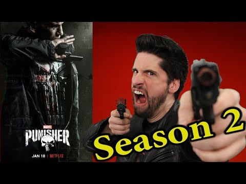 The Punisher - Season 2 Review