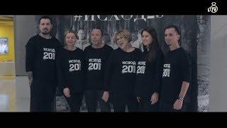 """Василий Очеретнюк и Яна Недзвецкая презентовали новый фильм """"Исход. 20"""""""