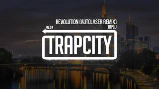 diplo   revolution autolaser remix
