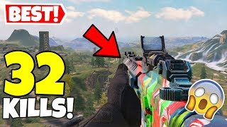THE BEST WEAPON IN CALL OF DUTY MOBILE BATTLE ROYALE!