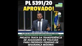 APROVAMOS O PL 5391/20, DE MINHA AUTORIA