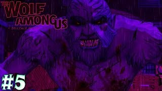 """""""The Wolf Among Us - Episode 3"""": """"A Crooked Mile Full Episode"""" Part 5 BIGBY TRANSFORMS !"""