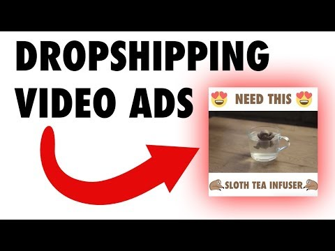 How To Make Dropshipping Videos Ads That SELL